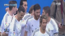 Atletico Madrid 2-2 Real Madrid (Maç Özeti)
