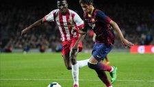 Barcelona 4-1 Almeria (Maç Özeti)