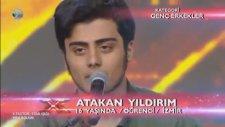 Atakan Yıldırım - Söyle Yağmur Çamur (X Factor)
