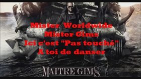 Maitre Gims & Pitbull - Pas Touche