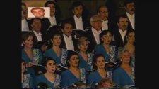 Adnan Saygun & Yunus Emre Oratorio - Papacy Concert - Agitato ''by Thy Fire I'm Burned'' Ankara S