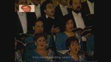 Adnan Saygun & Yunus Emre Oratorio - Papacy Concert - Choral ''why Art Thou Mouming Nighingale?''