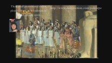 AIDA - Gloria all Egitto ad Iside - Ankara State Opera and Ballet