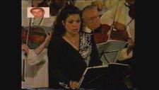 Yunus Emre Oratorio - Adnan Saygun / Papacy Concert  - Aria Alto - Cemaliye Kıyıcı '' Weep Oh Mine E