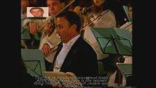 Yunus Emre Oratorio & Adnan Saygun - Papacy Concert - Recetativo Tenor Solo : Pekin Kırgız '' They
