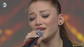 ŞEBNEM KESKIN - Un-Break My Heart (X Factor)