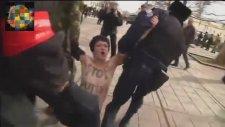 FEMEN'den Kırım Operasyonu