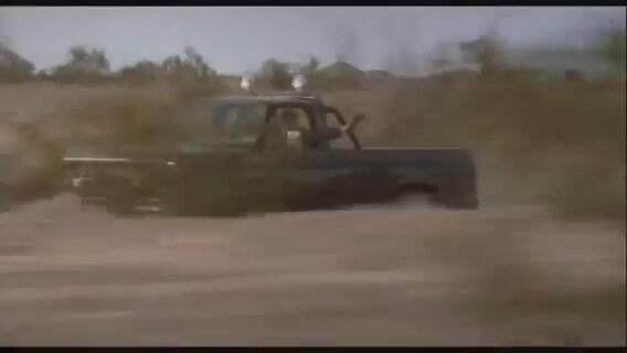 Otostopçu (The Hitcher) 1986