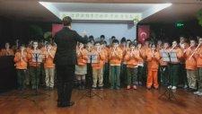 Topkapı Doğa Koleji Okul Yolu Kanon Blok Flüt Orkestrası Aykut Öğretmen (Blok Flüt Festivali)
