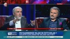 Fethullah Gülen'den Şoke Eden Hz İsa Yorumu: Hz.isa, Hz. Muhammed'in Oğludur