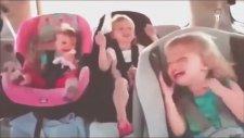 Sevimli Üçüzler Güldürüyor
