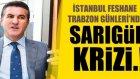 Trabzonlular Sarıgül'ü konuşturmadı