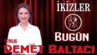 İKİZLER Burcu, GÜNLÜK Astroloji Yorumu, 08 Mart 2014, - Astrolog DEMET BALTACI - Bilinç Okulu