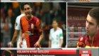 Galatasaray 6-1 Akhisarspor | Burak Yılmaz Maç Sonu