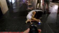 Geline Vibratör Takıp Sokakta Kıvrandırtmak