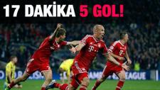 17 Dakikada 5 Gol Atmak! - Bayern Münih