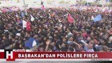 Başbakan Erdoğan Emniyet Müdürü'nü Fırçaladı!