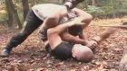 Ormanda Sopalarla MMA Karşılaşması