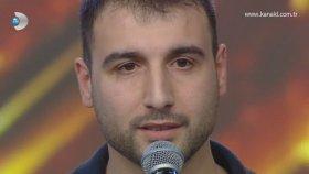 X Factor - Emrah Bayam - Emi (X Factor)
