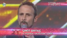 Ümit Ortaç - Yas  (X Factor)
