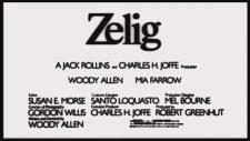 Zelig (1983) Fragman