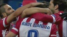 Atletico Madrid 4-1 Milan (Maç Özeti)