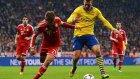 Bayern Münih 1-1 Arsenal (Maç Özeti)