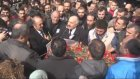 Berkin Elvan için Okmeydanı Cemevi'nde tören