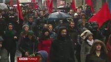 Berkin Elvan'ın Ölümü Ardından Protestolar Düzenleniyor