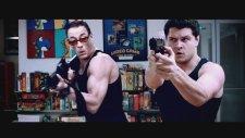 Jean-Claude Van Damme Kılıç Show!