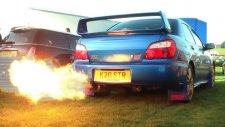 Launch Control - Subaru Impreza WRX STi - Blitz Nur Spec R