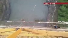 Bungee Jump Accident!