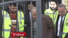 Şehit polis memurunun son görüntüsü