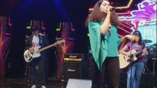 Ankara Lisesi - Santana & India Arie - While My Guitar Gently Weeps