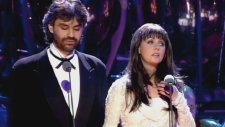 Sarah Brightman & Andrea Bocelli - Time To Say Goodbye 1997