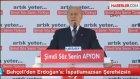 Bahçeli'den Erdoğan'a: İspatlamazsan Şerefsizsin