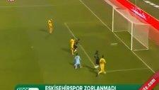 Eskişehirspor - Belediye Vanspor 4-1 Maç Özeti