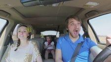 Good Looking Parents Sing Disney's Frozen (Love Is An Open Door)