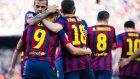 Barcelona 7-0 Osasuna (Geniş Özet)