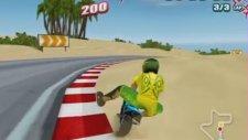 Küçük Motor Yarışı 3d Oyunlar