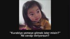 Tatlılıkta Sınır Tanımayan Küçük Kız