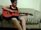 Caddelerde Rüzgar - Gitar