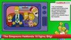 The Simpsons Hakkında 10 İlginç Bilgi