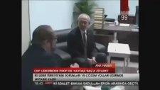 Chp Liderinden Prof Dr Haydar Baş'a Ziyaret
