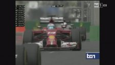 Raikkonen Yeniden Ferrari'de