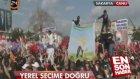 Sakarya'da Başbakan Erdoğan'ı Güldüren Pankart