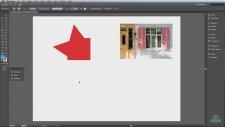 Adobe Illustrator - Nesne Düzenleme Araçları - Maskeleme - Clipping Mask - videmy