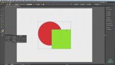 Adobe Illustrator - Nesne Düzenleme Araçları - Pathfinder Paneli - videmy