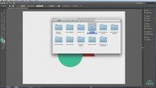 Adobe Illustrator - Nesne Düzenleme Araçları - Shape Builder Tool - videmy