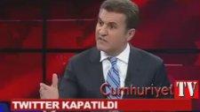 Mustafa Sarıgül Twitter'ın Kapatılmasına Tepki Gösterdi